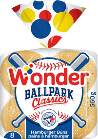 Wonder® Ballpark Classics Hamburger Buns 8pk