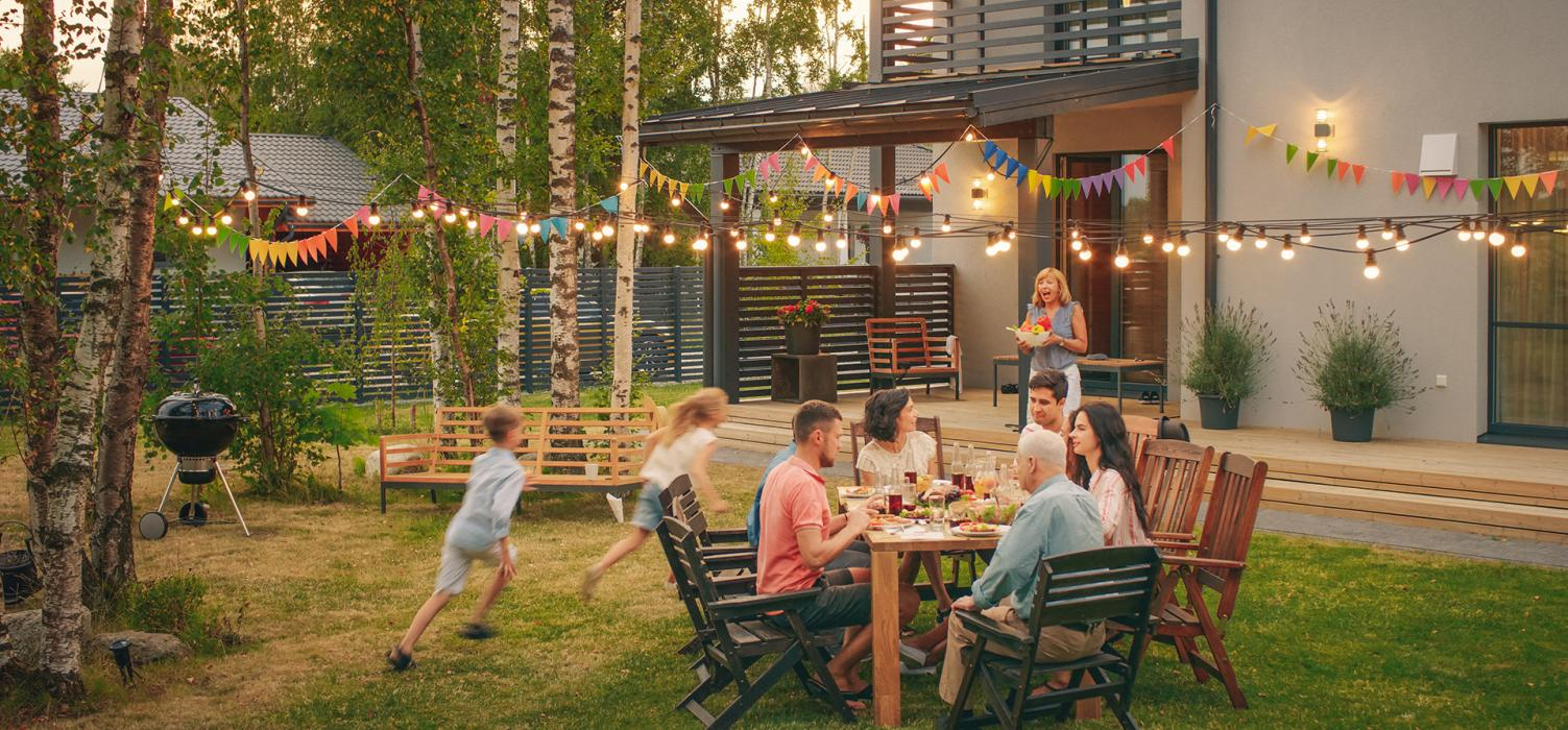 Creating Your Family-Friendly Backyard Oasis This Summer