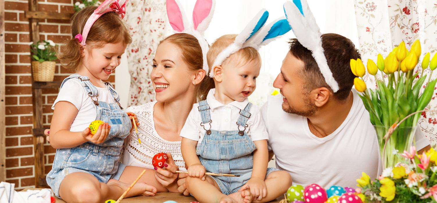 Wonder Bread 5 Family Friendly Easter Activities