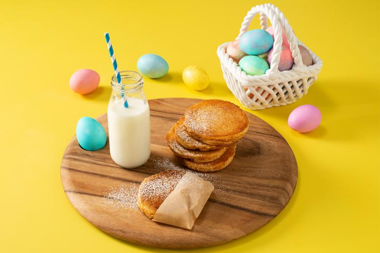 Wonder Candied Bread Kid Friendly Easter Treat
